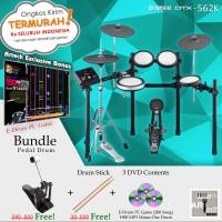 Drum Elektrik Yamaha DTX562 + Pedal / DTX562K / DTX 562 / DTX 562K