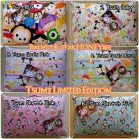 Jual Balmut Kotak Besar TSUM Mini Pink (bantal selimut karakter Disney) Murah