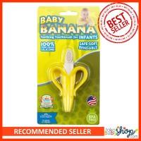 Baby Banana Teething Toothbrush (Sikat Gigi)
