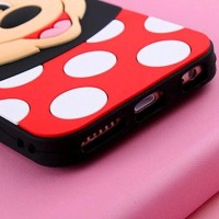 CASING CASE HP OPPO NEO 7 A33 A1603 MINNIE MICKEY MOUSE SOFT SILIKON