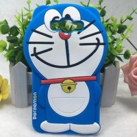 CASE CASING HP SAMSUNG GALAXY J7 CORE SILIKON COVER 3D SERIES DORAEMON