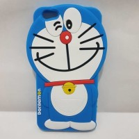 CASE HP CASING DORAEMON VIVO Y55 SOFT SILIKON COVER 4D SERIES