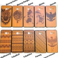 CASE HP CASING OPPO NEO 7 A1603 A33 HARD SOFT COVER MOTIF KAYU WOOD
