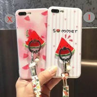 CASE HP CASING +RING OPPO A37 A37F NEO 9 FRUIT SILIKON 3 IN 1 SOFT
