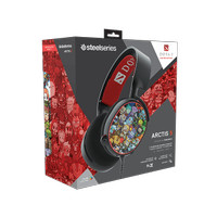 Steelseries Arctis 5 Dota 2 Edition Headset Gaming