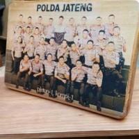 Seni Kayu Kekinian Foto transfer kayu - wooden photo uk. 8R Jumbo tema
