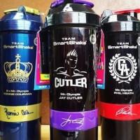 Termurah 2018!!!! Smartshake Signature Series 800Ml / Botol Shaker