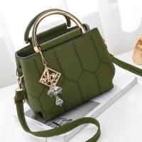 Tas Cantik Wanita Model Terbaru Import - TP7211 Green