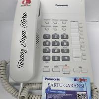 Telepon Kabel Panasonic KX-TS845ND (Putih) Pesawat Telepon Rumah TS845