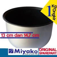 magic com miyako 18 BH panci berlian hitam 1,8