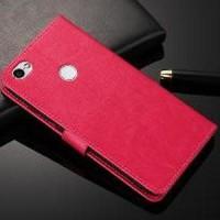 GARANSI Cover Xiaomi Redmi Note 5A Prime Luxury Wallet Leather Card X