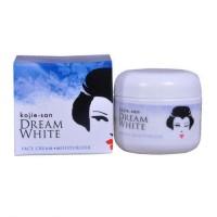 Kojie San Dream White Face Cream Moisturizer