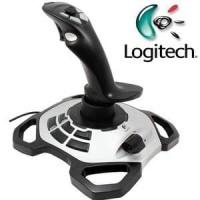 Logitech Extreme 3d Pro Joystick Flight Simulator For Pc - Con