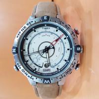 TIMEX T2N721 INTELLIGENT QUARTZ TIDE TEMP COMPASS WATCH