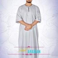 Jual Jubah Gamis Alham Arab Putih Pria Bandung  Murah