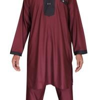 Jual Gamis Al Ham Merah Plus Pria Bandung Murah