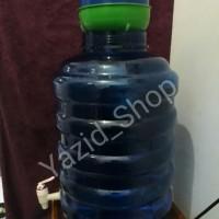 galon air suling bioglass menghasilkan air Hexagonal