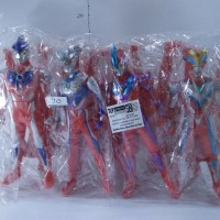 Figure Set Ultraman Heroes Series Set 9PCS NEW Loose No Box