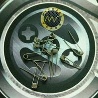 CLAPTON WIRE PREBUILD 0.5 OHM KHANTAL A1 24ga+32ga RDA RTA