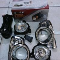 Foglamp ford ranger tahun 2010 -2011