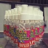 Parfume Pewangi Laundry - BOXER 100ml (siap pakai) Kualitas Super