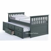 Jual Furniture Kamar Set Minimalis Tempat Tidur Meja Anak Tingkat Susun Murah