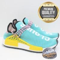 Jual Sepatu Adidas NMD Human Race x Pharrell Williams You Nerd Premium DKI Jakarta Sepatu Favorite | Tokopedia