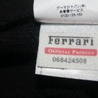 PUMA FERRARI SWEAT JACKET MOONLESS NIGHT 573460 01 ORIGINAL Limited