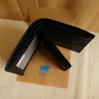 Dompet Pria Branded BRAUN BUFFEL BLACK (Bahan Kulit Asli) ORI Murah