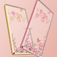 CASING HP SARUNG SOFT FLOWER XIAOMI MI MIX COVER DIAMOND BUNGA
