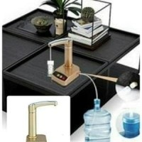 Dispenser air Meja listrik tidak bs untuk air panas