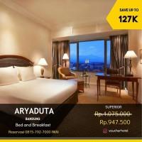 Voucher Hotel ARYADUTA - Hotel Bintang 5 di Bandung