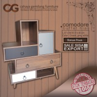 Bupet Hias Comodore Keren Murah Harga Spesial - CG - CMD1 - 006