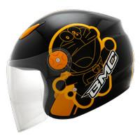 Helm Halfface Bmc Milan. Standart Sni. Barang Bagus