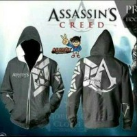 Jual Promo Jaket Assassin Creed Ninja Jakarta Barat Ngemall