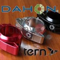Dahon Seatpost Clamp 40mm dan 41mm Limited