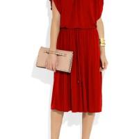 DRESS BAJU WANITA Dress Big Size Jumbo XXXXXXL Kode: 0877-1 Red