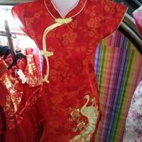 DRESS BAJU WANITA Jual Dress / Baju Cheongsam Murah (Bahan Katun)