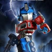 SD G1 Optimus Prime by Kids Logic - Transformers