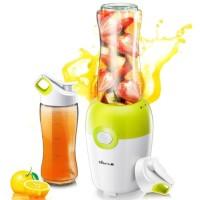Juicer Fruit Extractor Blender Mixer Botol Portable 500ml + 300ml.