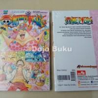 Komik Seri : One Piece ( Eiichiro Oda )