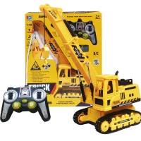 MAINAN REMOTE CONTROL RC TRUCK SUPER POWER CRANE TYPE 1