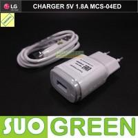 [Original100%] Charger LG MCS-04ED 1.8A for LG G2, Google Nexus 5, etc
