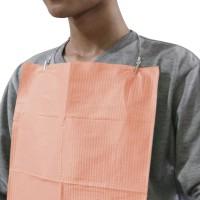 Poli / Dental Bib Orange Pak Isi 500pcs Onemed