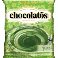 Chocolatos Drink Rasa Matcha Latte - 26gr (DACA5)