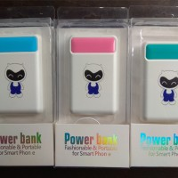 Power Bank Portable for Vivo V5/V5 Plus/V5 Lite - Random Colour