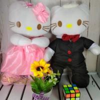 Jual Boneka Hello Kitty Sepasang Murah