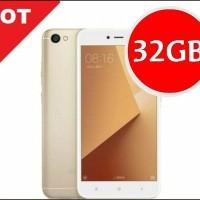 HP Handphone Android Xiaomi Redmi Note 5A Prime 32GB 32 GB RAM 3GB 4G