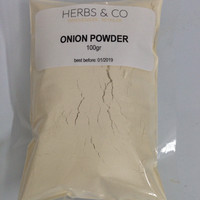 Natural onion powder/Onion powder/ Bubuk bawang bombay 100gr