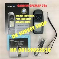 PROMO GARMIN GPS 78S